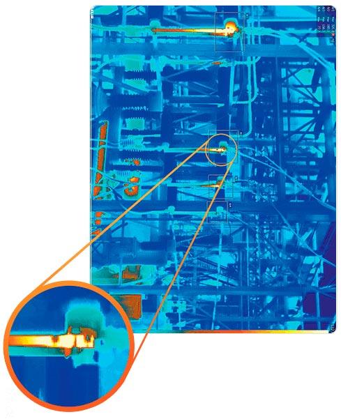 Termografías Eléctricas
